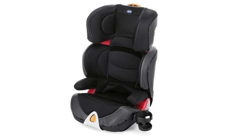 chicco oasys 2 3 evo fotelik samochodowy jet black 15 36kg. Black Bedroom Furniture Sets. Home Design Ideas
