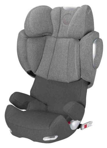 cybex solution q2 fix plus fotelik samochodowy 15 36kg manhattan grey 20083. Black Bedroom Furniture Sets. Home Design Ideas