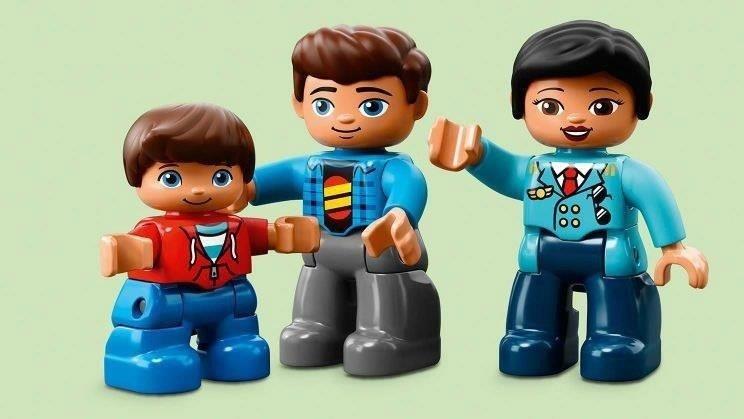Lego Duplo Lotnisko 10871 5042 Babyhitpl
