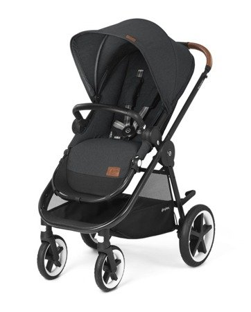 Cybex Balios Exclusive Wózek głęboko-spacerowy Moonless Night Grey