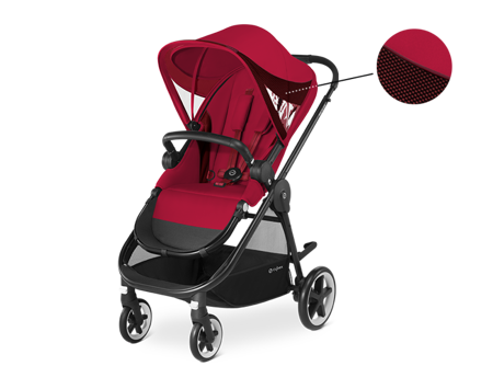 Cybex Iris M-air Wózek Spacerowy